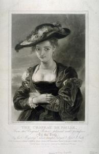 Portret van Suzanna Fourment (1599-1628)