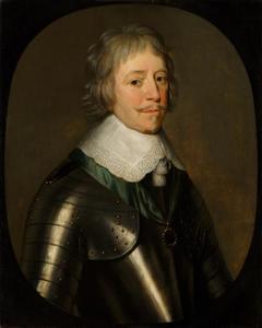 Portret van Frederik Hendrik (1584-1647), Prins van Oranje
