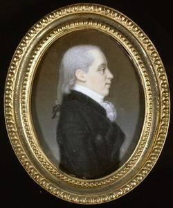 Portret van Jhr. Gerard Beelaerts van Blokland (1772-1844)
