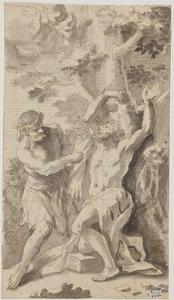 Het martelaarschap van de heilige Bartholomeus