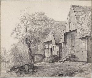 Het dorp Bentheim