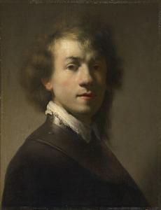'Zelfportret' met halsberg