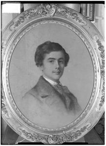 Portret van Jan Maximiliaan van Tuyll van Serooskerken (1838-1904)