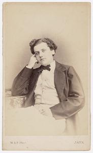 Portret van Carel Herman Aart van der Wyck (1840-1914)