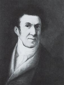 Portret van Frederik Adrianus Rosenveldt (1769-1847)