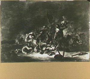 Allegorie van de oorlog
