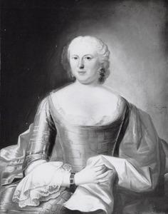 Portret van Aleida Christina Florentina Bentinck (1716-1794)