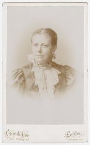 Portret van Thiele
