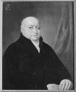 Portret van Johannes Beeldsnijder (1761-1817)