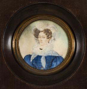 Portret van Anna Arnolda van Capel (1793-1883