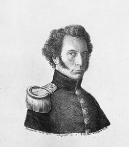 Portret van mogelijk Pierre Louis du Pont