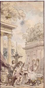 Hercules en Omphale