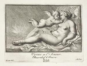 Venus en Amor (pl. XLIV)