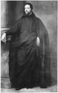 Portret van Jan Baptist van Bisthoven S.J. (?-?)