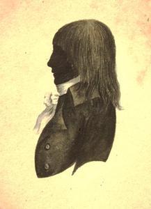 Portret van Johannes Eduardus Henricus Theodorus Speyart van Woerden (1781-1847)
