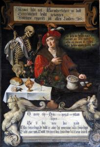 De rijke man en de dood