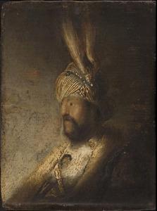 Man met een turban