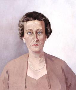 Portret van Wies Offermans (  -1895)