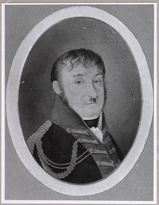 Portret van Charles Louis Monod de Froideville (1757-1829)