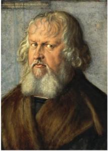 Portret van Hieronymus Holzschuher