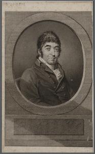Portret van Willem Bilderdijk (1756-1831)