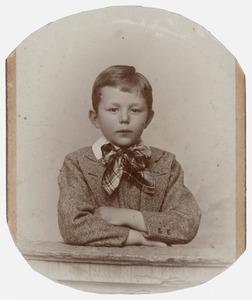 Portret van Adriaan Jan Alexander van Westerholt (1894-1972)