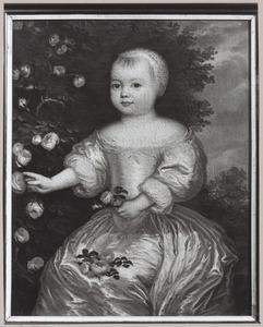Portret van Magdalena Verheye (1672-1732)