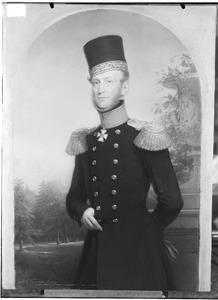Portret van koning Willem II (1792-1849)