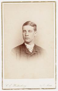 Portret van Adriaan Lodewijk van Harpen Kuyper (1871-1929)