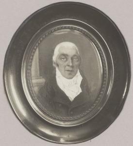 Portret van Jan Fredrik Heyman (1752-1814)