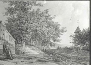 Laag Etten, bij Terborg, gezicht in het dorp