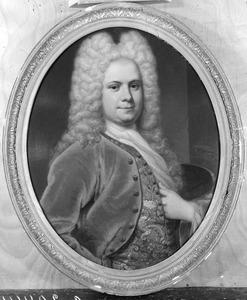 Portret van een man, waarschijnlijk Cornelis Jansz. Backer (1692-1766)