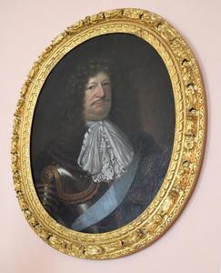Portret van Friedrich Wilhelm von Brandenburg, de Grote Keurvorst (1620-1688)