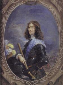 Portret van Louis II de Bourbon, prince de Condé ('Le Grand Condé') (1621-1686)