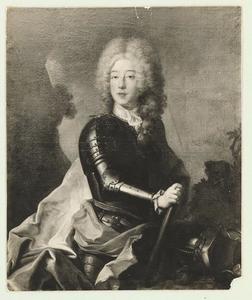 Portret van Philipp Moritz van Beieren (1698-1719)