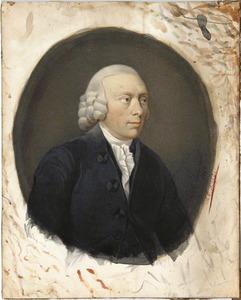 Portret van Johannes Adriaan Hinsbeeck ( -1824)