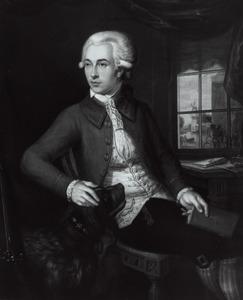 Portret van David Cornelis van de Polder (1760-1831)