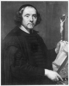 Portret van Gillis de Koocker (?-1664)