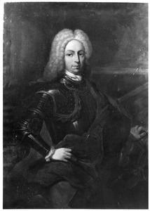 Portret van Albert Otto Roeleman Frederik des H.R. Rijksgraaf van Bylandt, baron van Reydt (1688-1768)