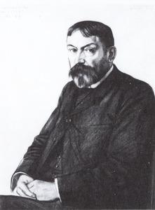 Portret van Joannes Ludovicus Springer (1850-1915)