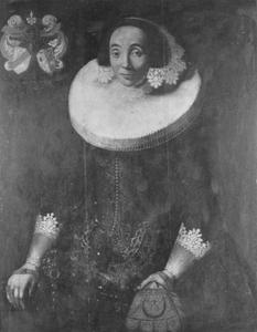 Portret van Anna Vinckenborg