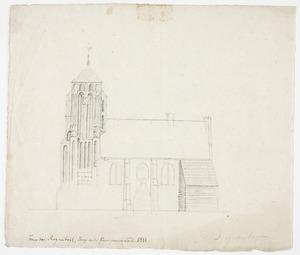 De Laurentiuskerk in Bergambacht