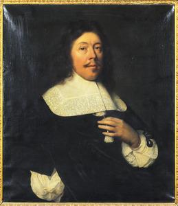 Portret van Hieronymus van Tuyll van Serooskerken (1615-1669)