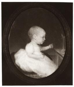 Portret van een onbekend kind, mogelijk uit de familie Van Pallandt, Van Lynden of Steengracht