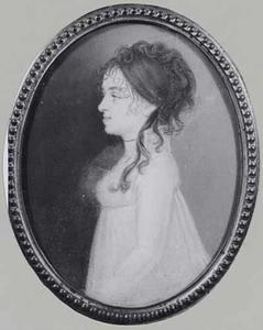 Portret van Theodora Jacoba Wilhelmina van Riemsdijk (1777-1833)