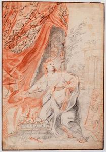 De dood van Lucretia (Livius 1:57-59)