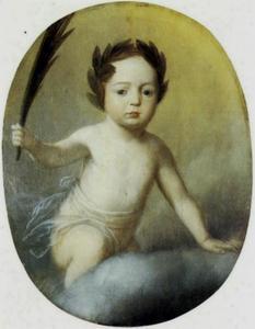 Portret van Hendrik Lodewijk van Oranje-Nassau (1639-1639)