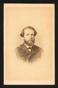 Portret van G.J. Gersen