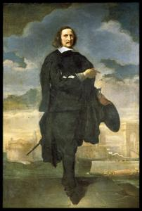 Portret van Balthasar van der Goes  (?-?)