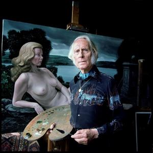 Portret van Carel Willink